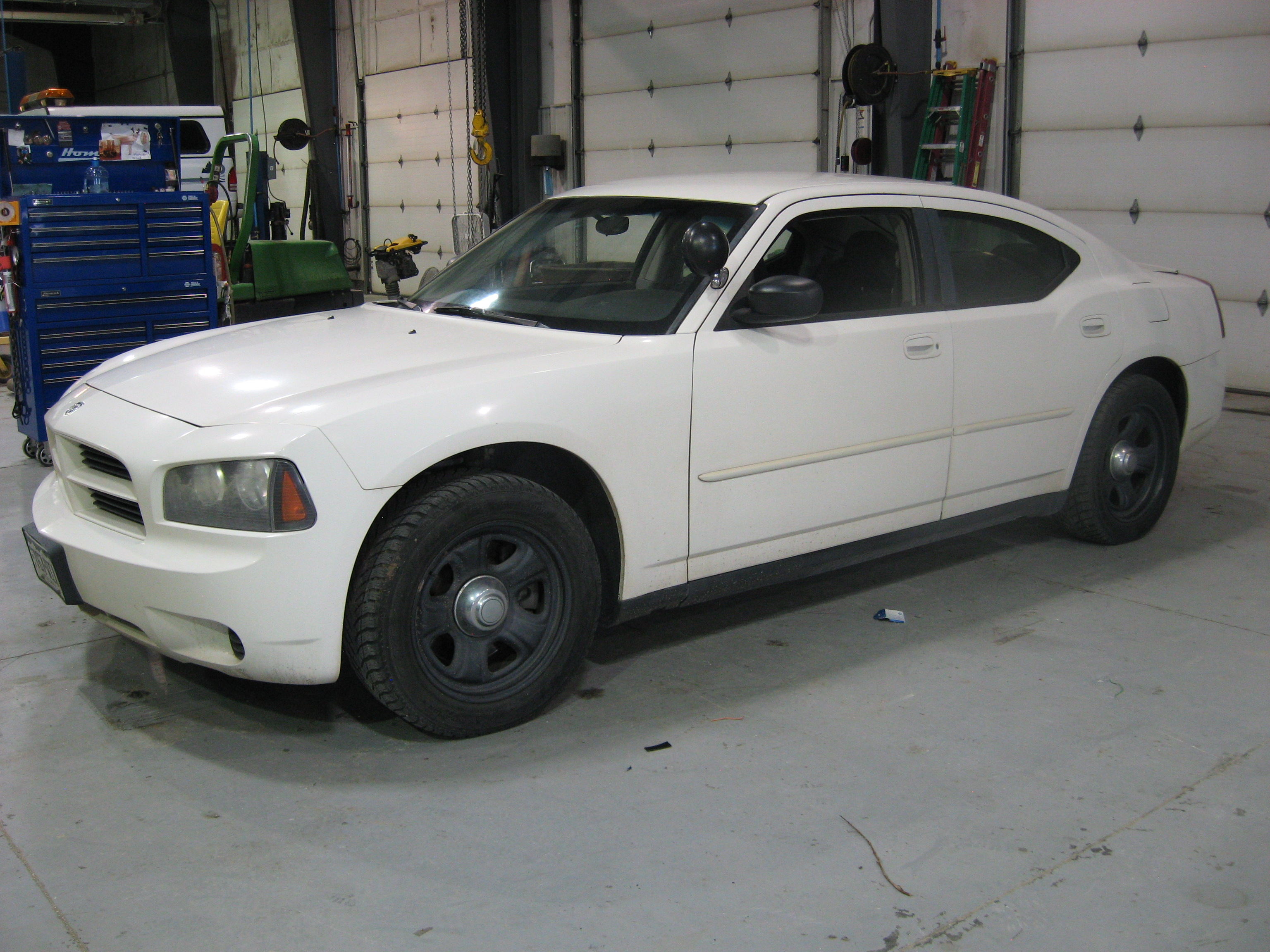 2014 Dodge Charger Warranty >> 2007 Dodge Charger - City of Alamosa