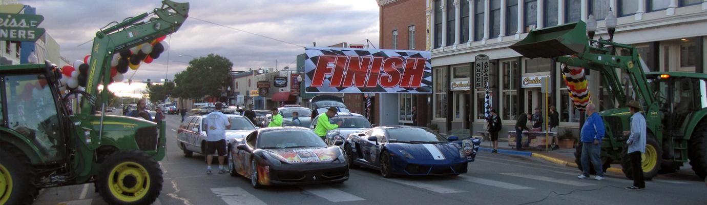 Photo of Fireball Run 2013